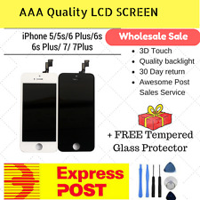 WHOLESALE iPhone 6/6s/7/7 Plus LCD Screen Replacement Digitizer Display Lot-5pcs
