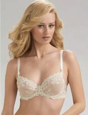 NWT Wacoal Embrace Lace Underwire Bra 65191 NUDE VARIOUS SIZES