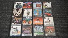 Playstation 1/PS1 Games Make Your Own Bundle/Joblot Tested And Working (3)