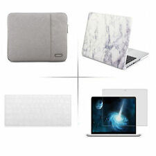 """hard case sleeve bag keyboard cover LCD Film For Macbook pro Air 11 12 13 15"""""""