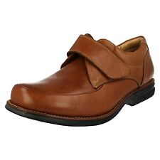 Anatomic & Co EASE Range 'Tapajos' Gents Cognac Toast Smart Leather Shoes