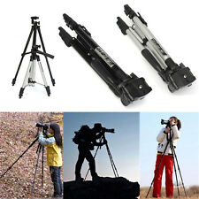 FT-810 Portable Aluminum Telescopic Tripod Stand Holder With Bag for Camera