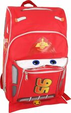 "16"" Disney Pixar Cars Lightning Mcqueen Backpack-tote-bag-school"