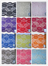 1 yards beautiful stretch lace ribbon clothing accessories DIY (width 15cm)