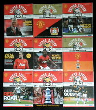 Manchester United   2013-2014  League Champions League & Cups  all listed  vgc
