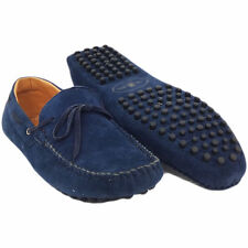 MENS GIO GINO SLIP ON DRIVER SHOE / LOAFERS STYLE LF 50 - DARK BLUE