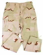 Camouflage Military Issue Pants Trousers Desert Combat US Army Hot Weather New