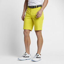 Nike Flex Mens Golf Shorts - Electrolime - Pick your size - New in Plastic!