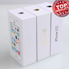 Apple iPhone 5s 16-64GB (GSM Unlocked) iOS Smartphone -WITH BOX AND EARPHONE