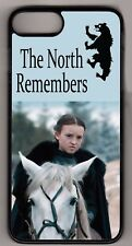 Lyanna Mormont  -The North Remembers Game of Thrones -  iPhone iPod Samsung
