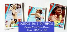 Choose Adrenalyn XL LONDON 2012 OLYMPIC BASE Cards From: 53 to 108 PANINI