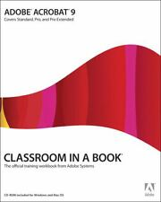 Adobe Acrobat 9 Classroom in a Book Adobe Creative Team Paperback