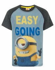 Despicable Me Easy Going Minion Boy's T-Shirt