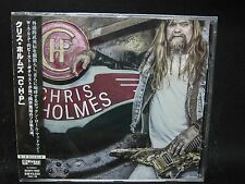 CHRIS HOLMES C.H.P JAPAN CD (Import With Obi & Liner) W.A.S.P. Mean Man Buster S