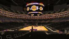 Los Angeles Lakers vs Utah Jazz Tickets 10/10/17 Section 115