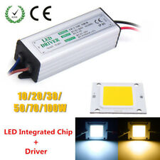 10W 20W 30W 50W 100W High Power LED Driver Supply SMD Chip Bulbs Waterproof