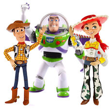 Toy Story 3 Jessie Woody Talking Doll Pull String Figure TV Kids Xmas Toys Gift
