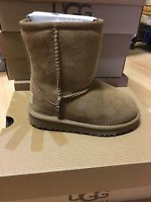 Authentic Uggs - Classic Chestnut - Little Kid Size 9 - 12