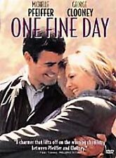 One Fine Day (DVD, 2002) In Sleeve, No Case