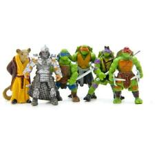 6pcs/lot Ninja Turtle action Figure doll toy New gift For children Boy