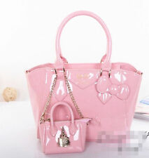 2 in 1 New Hellokitty Hand bag Purse + Small Coin bag lam-1451
