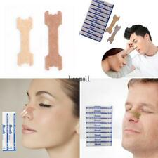 New 50Pcs Better Breath Nasal Strips Large Tan Right Aid To Stop Snoring LM
