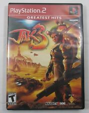 Jak 3 (Sony PlayStation 2, 2004) Cleaned & Tested!