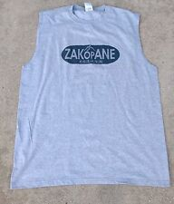 POLISH CITY, ZAKOPANE  T SHIRT, NEW/tag, SIZE XLARGE
