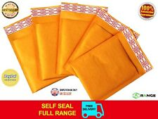 White Gold Brown Bubble Padded Mailers Envelopes Bags Bags D/1 JL1 All Size