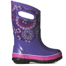 Bogs Bogs Kids' Classic Pansies Insulated Boots
