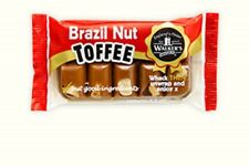 Walkers Nonsuch , Brazil Nut Toffee, 100gram bars, delicious  toffee
