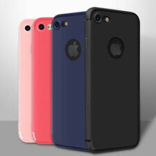 New Ultra Thin Slim Rubber Silicone Soft Case Cover For Apple IPhone 7 8 Plus