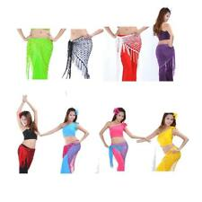 Belly Dance Hip Scarf Dance Belt Skirt Wrap Dance Girl Stage Performance Costume
