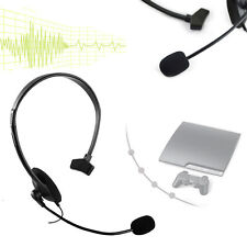 Small Headset Headphones + Mic Live Chat for PS4, xBox One, PCs, iPads, Tabs WA