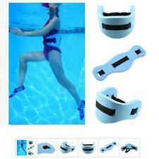Swimming Kickboard Safety Swim Training Aid Floating Foam Waist Belt Pink/Blue