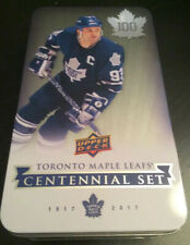 2017 Upper Deck Toronto Maple Leafs Centennial Hockey Base Cards! U Select!!