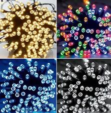 LED Fairy String Lights Christmas Garden Outdoor Decoration 100/200/300/500/1000