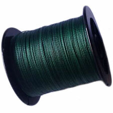 Fishing Line 100M 300M 500M 1000M 100% PE Dyneema Braid Green Line 18LB 22LB