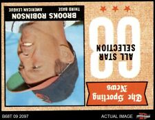 1968 Topps #365 Brooks Robinson - All-Star Orioles NM/MT