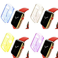 For Apple Watch Ultra Thin Hard Protective Case Cover Skins 38mm/42mm Fashion