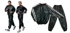 Valeo Sauna Suit Top and Pants - Sauna Sweat Suit Heavy Duty Fitness Weight Loss