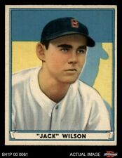 1941 Play Ball #29 Jack Wilson Red Sox EX