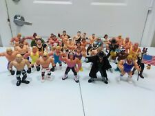 WWF HASBRO WRESTLING FIGURES, BRET HART, UNDERTAKER & MORE, UPDATED 11/10