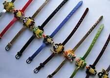 SHOE CHARM BRACELETS (G3) - inspired by DESPICABLE ME MINIONS
