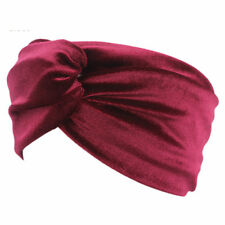 Hot Stretch Headband Woman Girl Knot Hairband Turban Headband Bandana Headwear