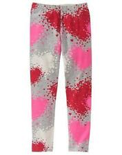 NWT Gymboree Girls Leggings SZ 5/6,7/8,10/12 Cozy Valentine heart
