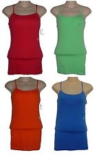Womens AEROPOSTALE Basic Solid Cami Top NWT #5981