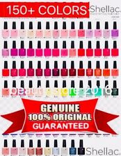 Official CND Shellac ✅Choose from ALL Colours✅ CND Shellac UV Gel Nail Polish