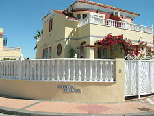 Costa Blanca, Spain - Holiday Villa with Private Pool for Rent - June 2018