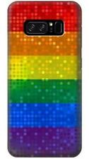 Rainbow Gay LGBT Pride Flag Phone Case for Samsung Galaxy Note8 Note5 Note 4 3 2